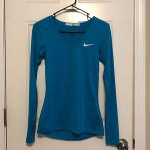 Nike Pro running LS